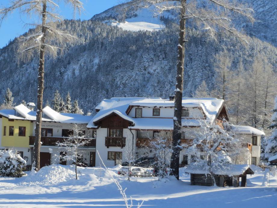 Landhaus Charlotte Seefeld Ferienwohnungen