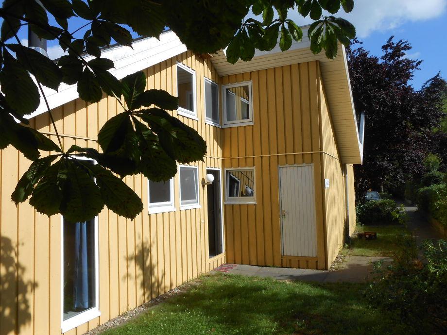 Haus im skandinavischen Stil