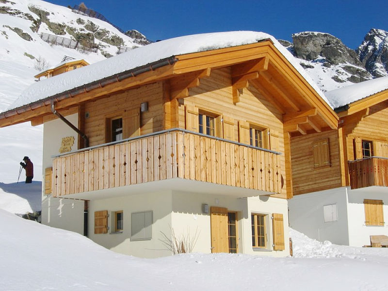 Chalet Alice - Traumurlaub in den Schweizer Bergen