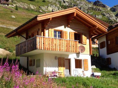 Alice - Traumurlaub in den Schweizer Bergen