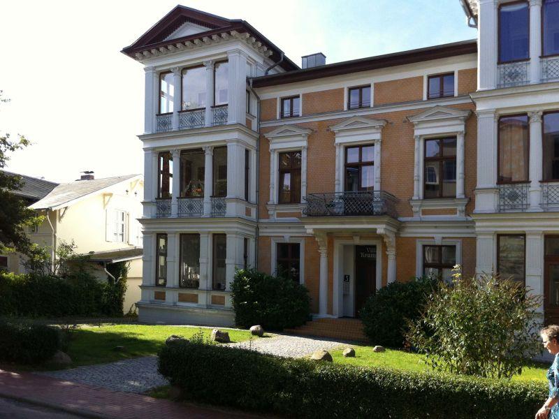 Ferienwohnung Villa Kramme - strandnah & zentral