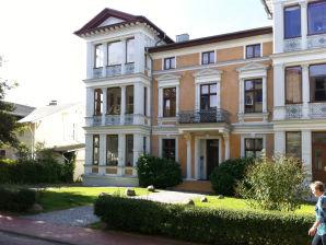 Villa Kramme - 80qm Ferienwohnung - strandnah & zentral