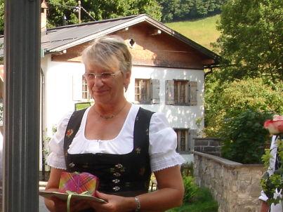 Ihr Gastgeber Helga König