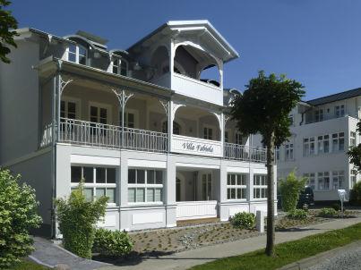 Veranda Wohnung der Villa Fabiola