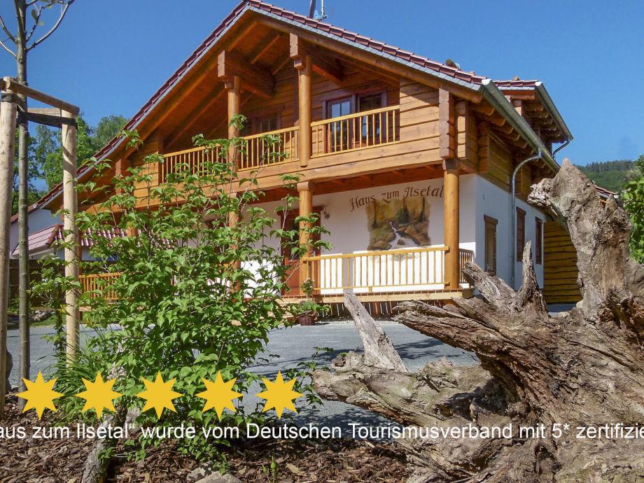 "Haus zum Ilsetal ""Bergblick"""