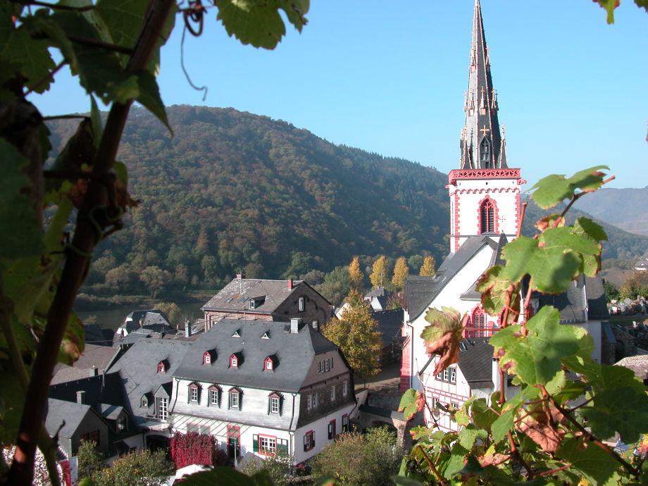 Springiersbacher Hof, im historischen Ortskern von Edig