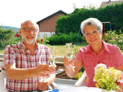 Ihr Gastgeber Ursula und Franz Klein