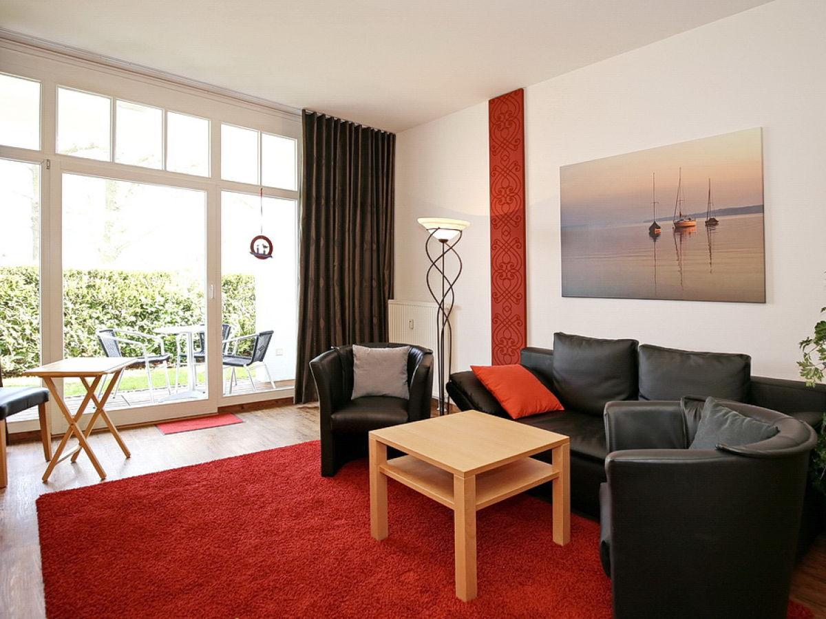 ferienwohnung 06 in der ferienanlage meeresblick meb 006 ostsee k hlungsborn west firma. Black Bedroom Furniture Sets. Home Design Ideas