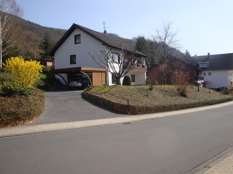 Ferienwohnung Haus Felsengarten