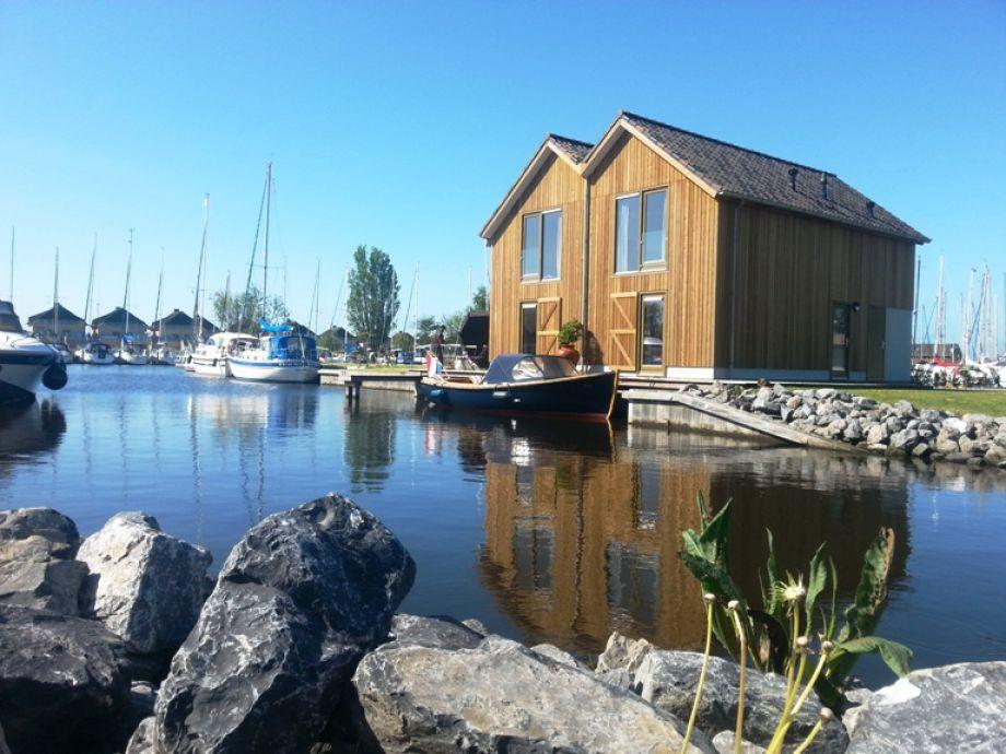 Ferienhaus am Wasser in Stavoren