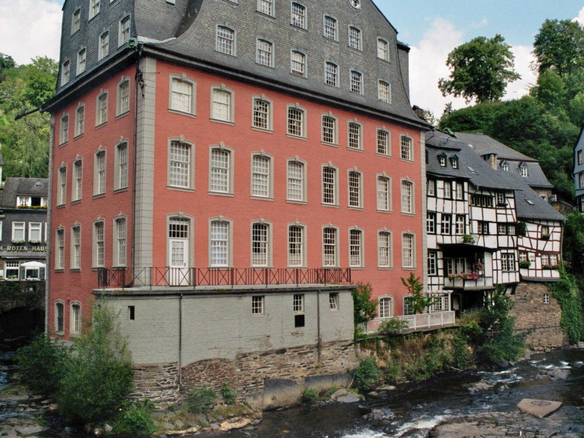 Ferienhaus Kesselhaus Monschau Firma Rodertouristik