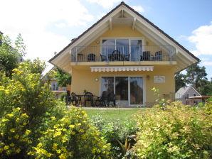 Ferienwohnung Obergeschoss - Haus Müritzblick 36