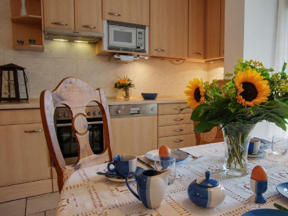 Ferienhaus mit Geschirrspüler für 4 Personen