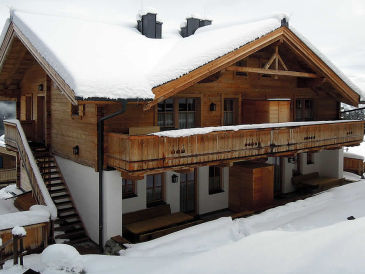 Holiday apartment Chalet in Hochkrimml