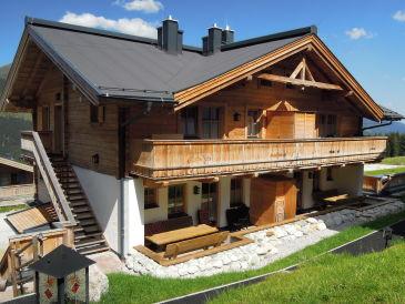 Ferienwohnung Chalet in Hochkrimml für 8 Personen