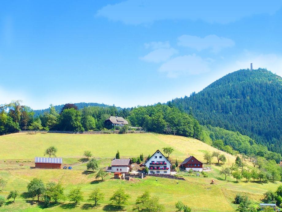 Ferienwohnung 2 Sternschnuppe Müller-Bauernhof
