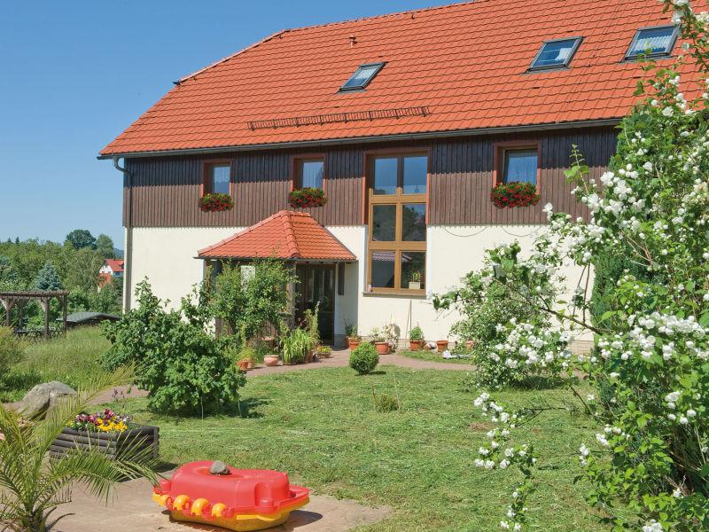 Gästezimmer in der Ferienpension Gabriele
