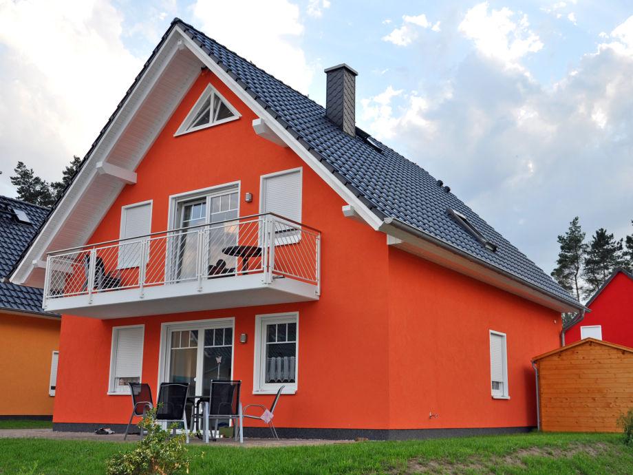 Müritzsee Reisen - Ferienhaus Müritzbrise