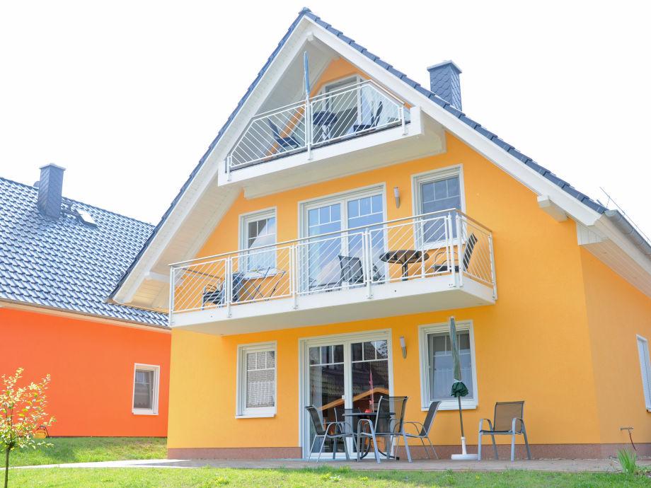 Müritzsee Reisen - Ferienhaus Müritzlust