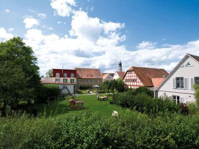 """""""Marienkäfer"""" auf dem Ferienbauernhof-Ohr"""