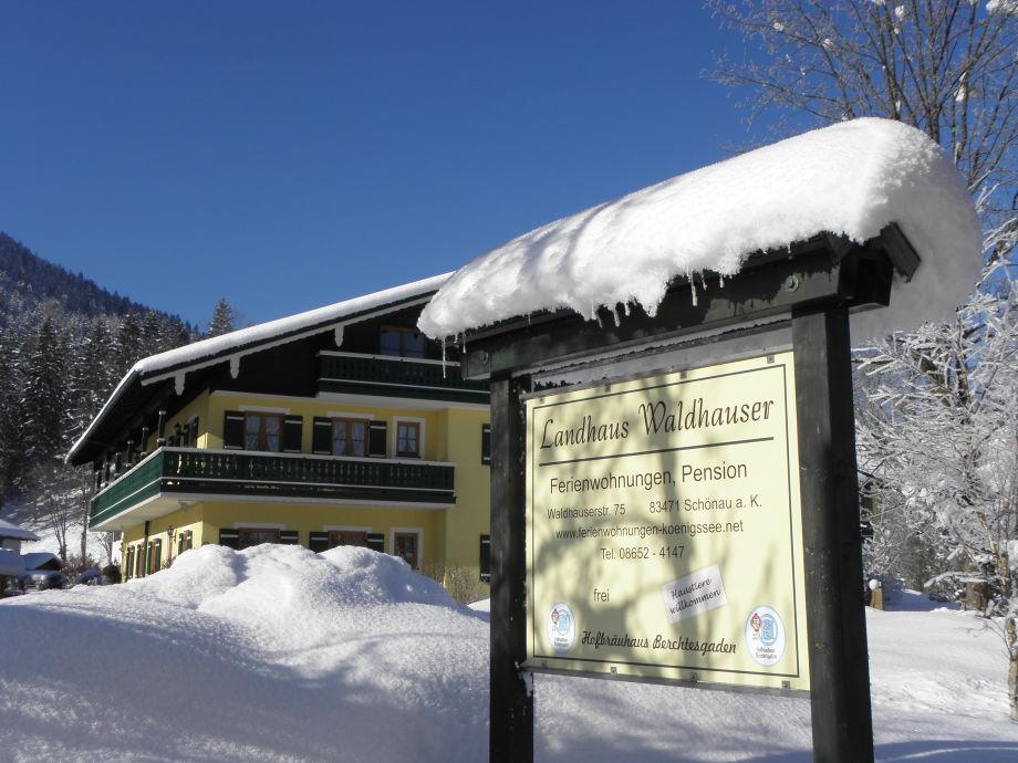 Landhaus Waldhauser