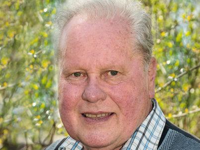 Ihr Gastgeber Horst Fricke