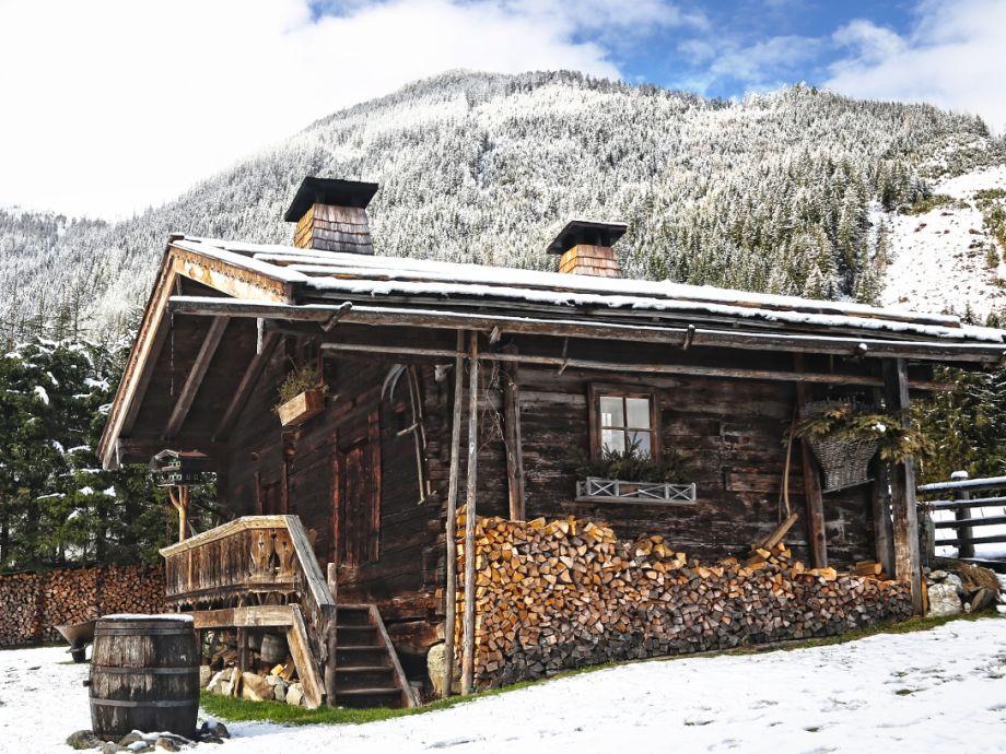 Hütte für 2 bis 5 Personen