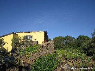 Ferienhaus Villa Etna