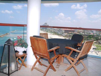 Herzliya Marina mit 2 Schlafzimmern