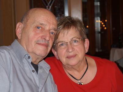 Ihr Gastgeber Christa und Rudi Hennig