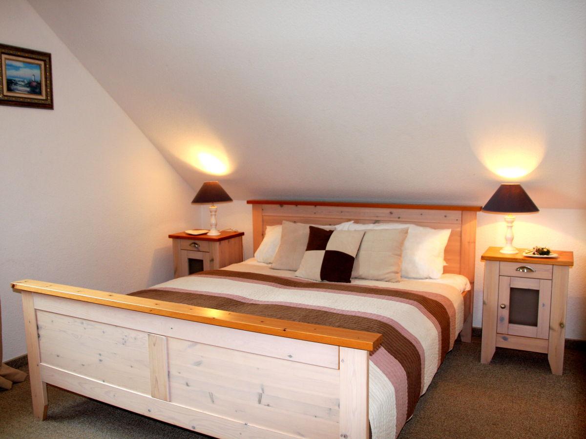Schlafzimmer Mit Doppelbett Whg. ...
