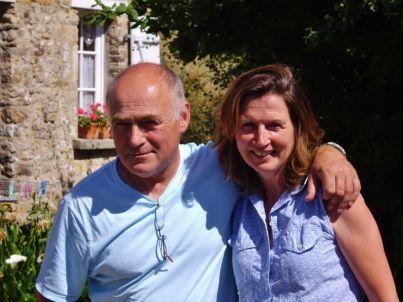 Ihr Gastgeber Suzanne & Chris Souillac