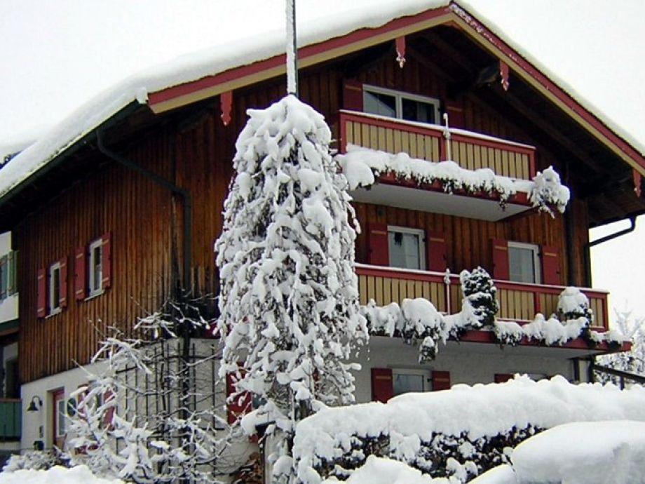 Ferienwohnungen Haus Oberland im Chiemgau
