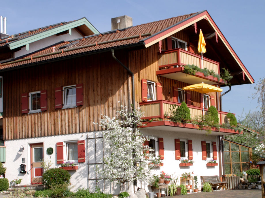 Haus Oberland Sommer
