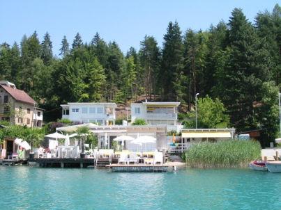 Villa Bianche im Holzhaus