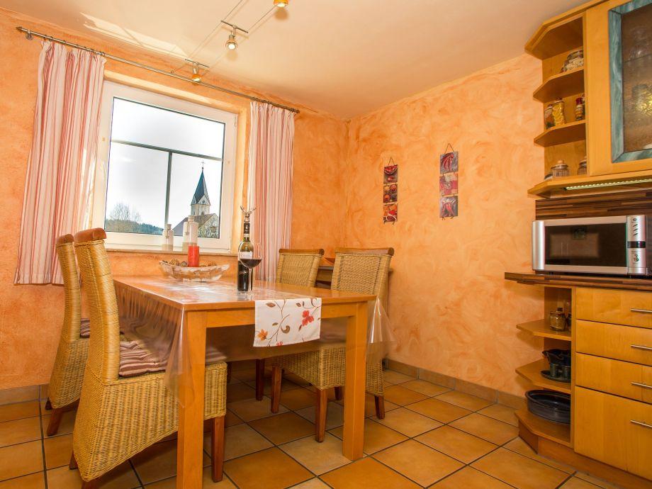 Mediterran Küche ferienwohnung wildnisresidenz mediterran arber zwieseler winkel