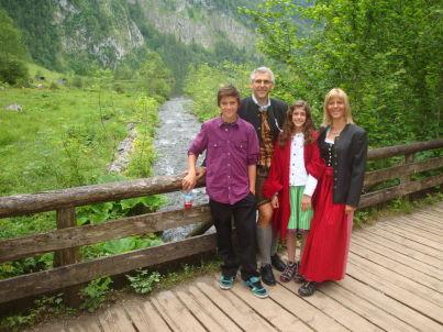 Ihr Gastgeber Siegfried & Sandra Rasser