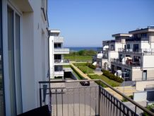 Apartment Apartment mit Ostseeblick vom Balkon