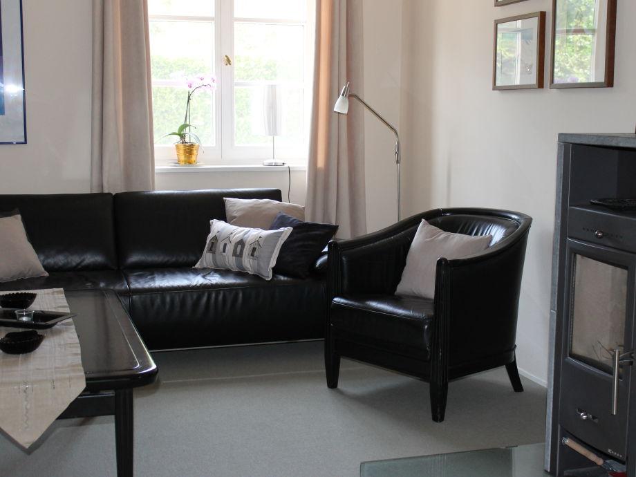 Kamin Im Wohnzimmer Kosten : Ferienhaus Hana, Ammersee - Frau Hana ...
