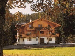 """Ferienwohnung im Bio-Holzhaus """"Heimat"""""""