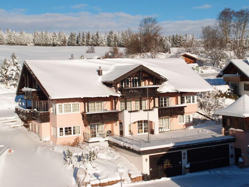 Ferienwohnung Silberdistel im Landhaus Wertach