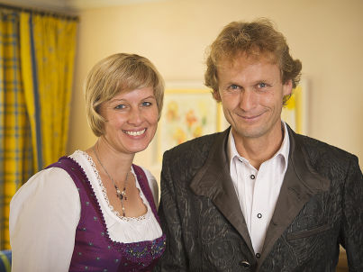 Ihr Gastgeber Hubert Linder