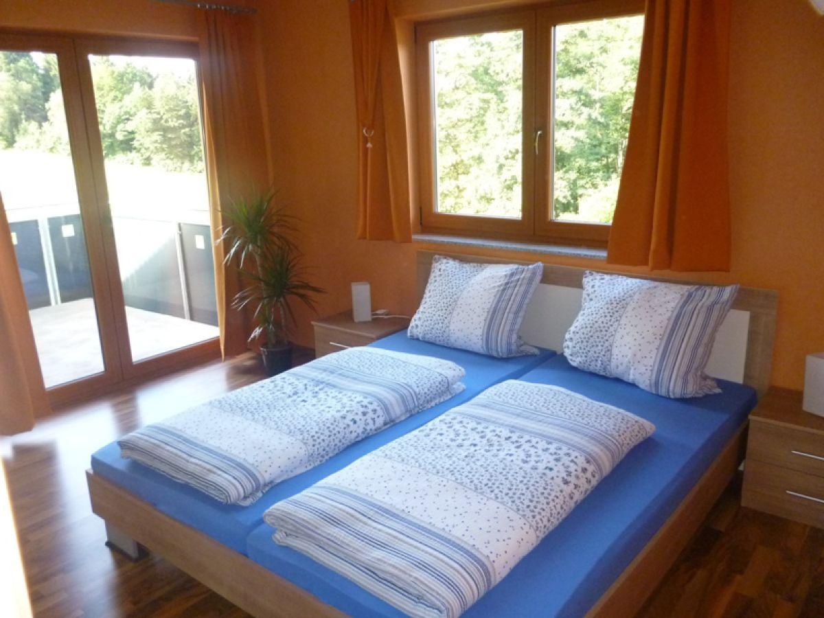 Ferienwohnung steinwand auf dem hammenhof poppenhausen - Steinwand schlafzimmer ...