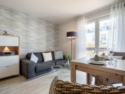 Zeitgemäßes Neubau-Wohlfühl-Apartment m.Terrasse