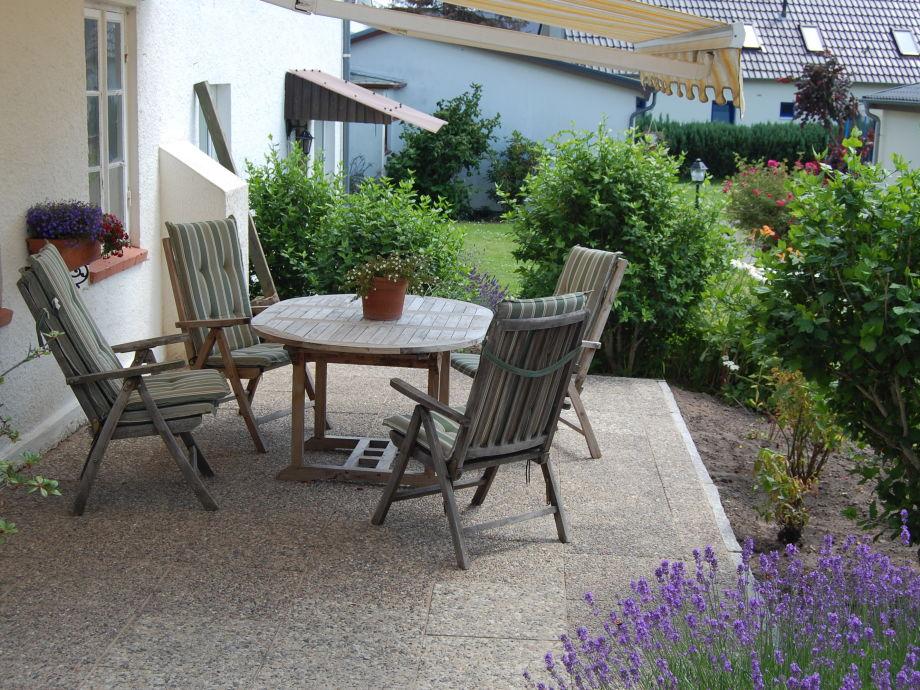 """Gemeinschafts-Terrasse für 3 Fewo""""s"""