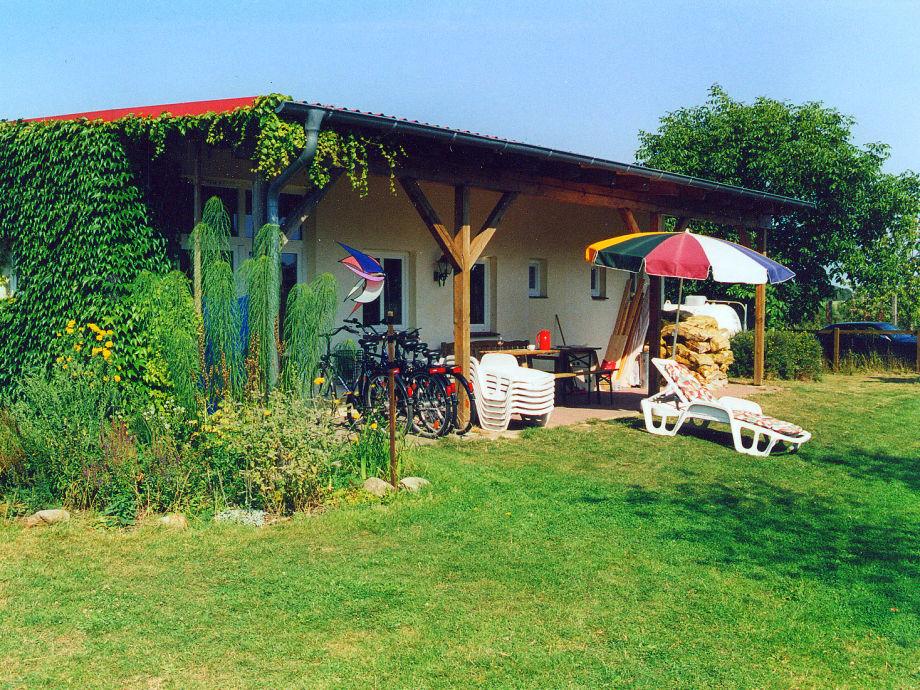 Paradies für 2: das Gartenhaus