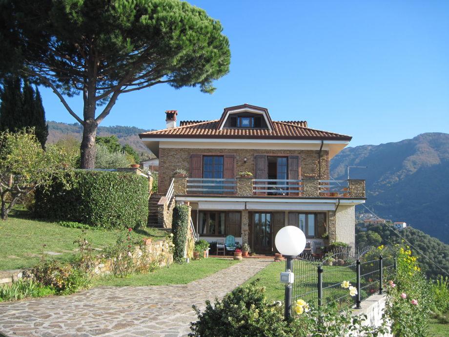 Ferienhaus Casa del Grillo mit Apartment La Formica