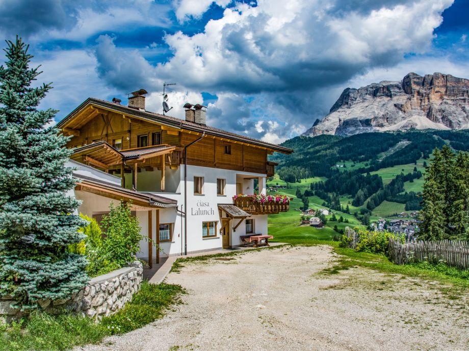 Außenaufnahme Villa Lalunch