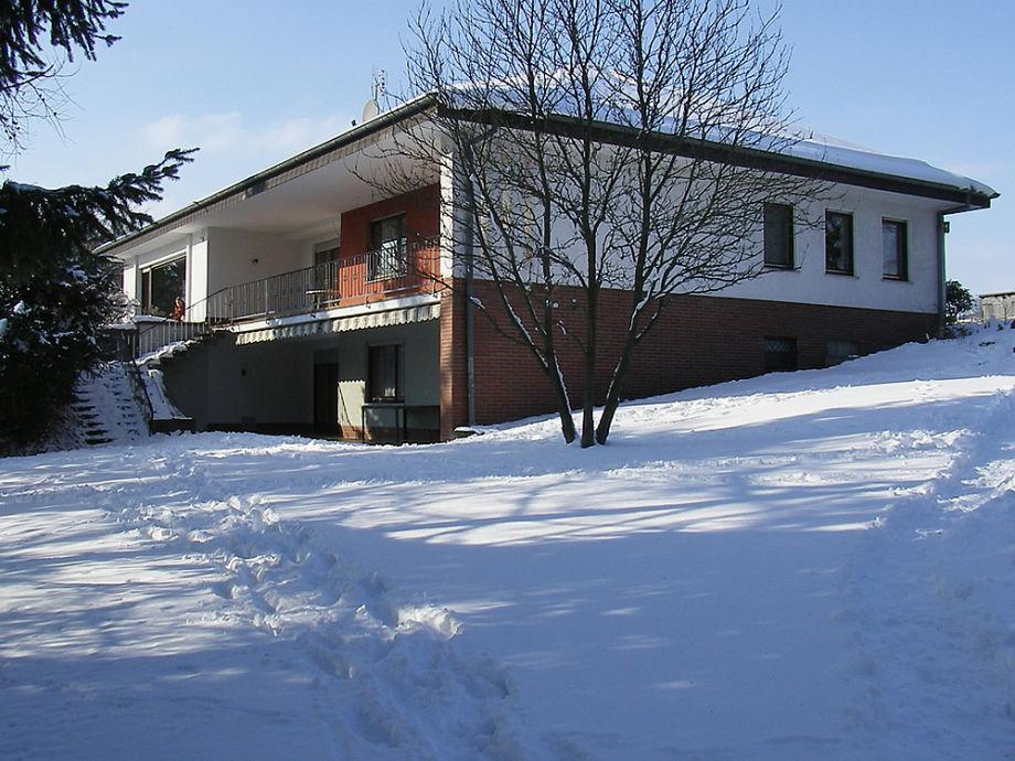 Winter-Garten gen Osten