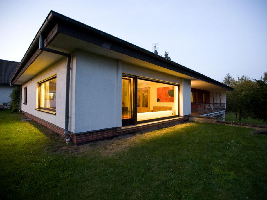 Garten-Wohnraum